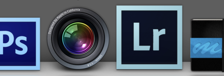 Lightroom vs. Aperture photo