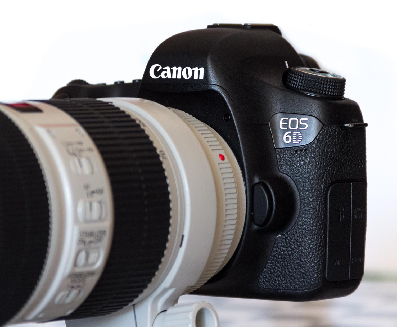 Canon 6D vs 5D photo